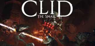 Clid the Snail, o caracol matador recebe data de lançamento
