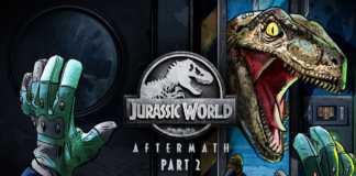 Jurassic World Aftermath: Part 2 chega em 30 de setembro para Oculus Quest