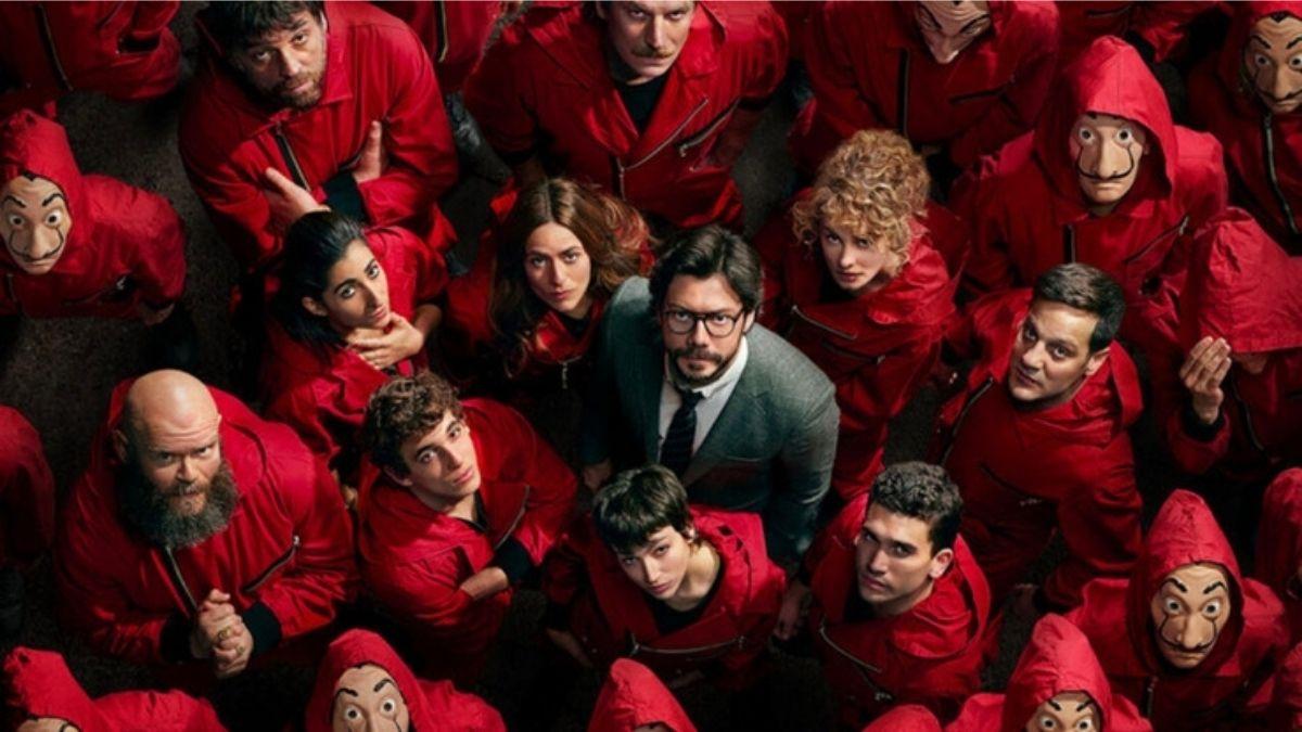 La Casa de Papel 5ª temporada volume A trailer