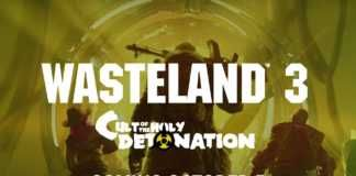 Wasteland 3 anuncia expansão Cult of the Holy Detonation