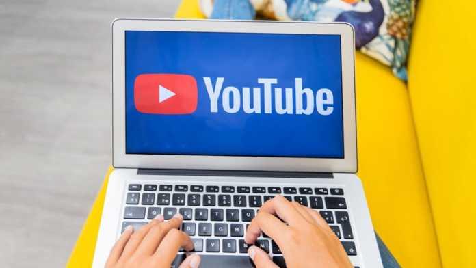 YouTube  Novo recurso de arrastar e segurar para controlar a reprodução do vídeo em teste