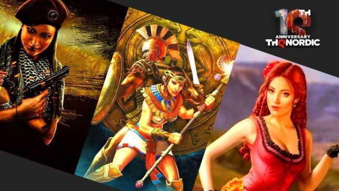 THQ Nordic dará 2 jogos gratuitos