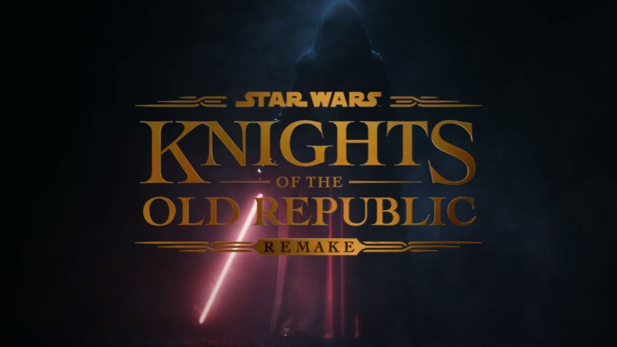 EA, fora do remake de Star Wars: Knights of the Old Republic