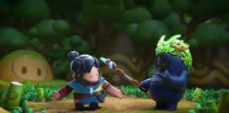 Fall Guys: skin inspirada em Kena: Bridge of Spirits já está disponível para ser resgatada