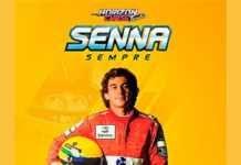 Horizon Chase Turbo: Expansão traz homenagem a Ayrton Senna