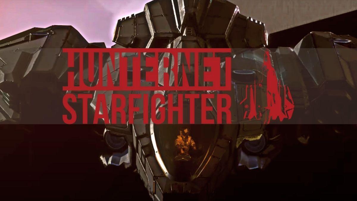 Hunternet Starfighter jogo de caças estelares tem demo disponível no Steam