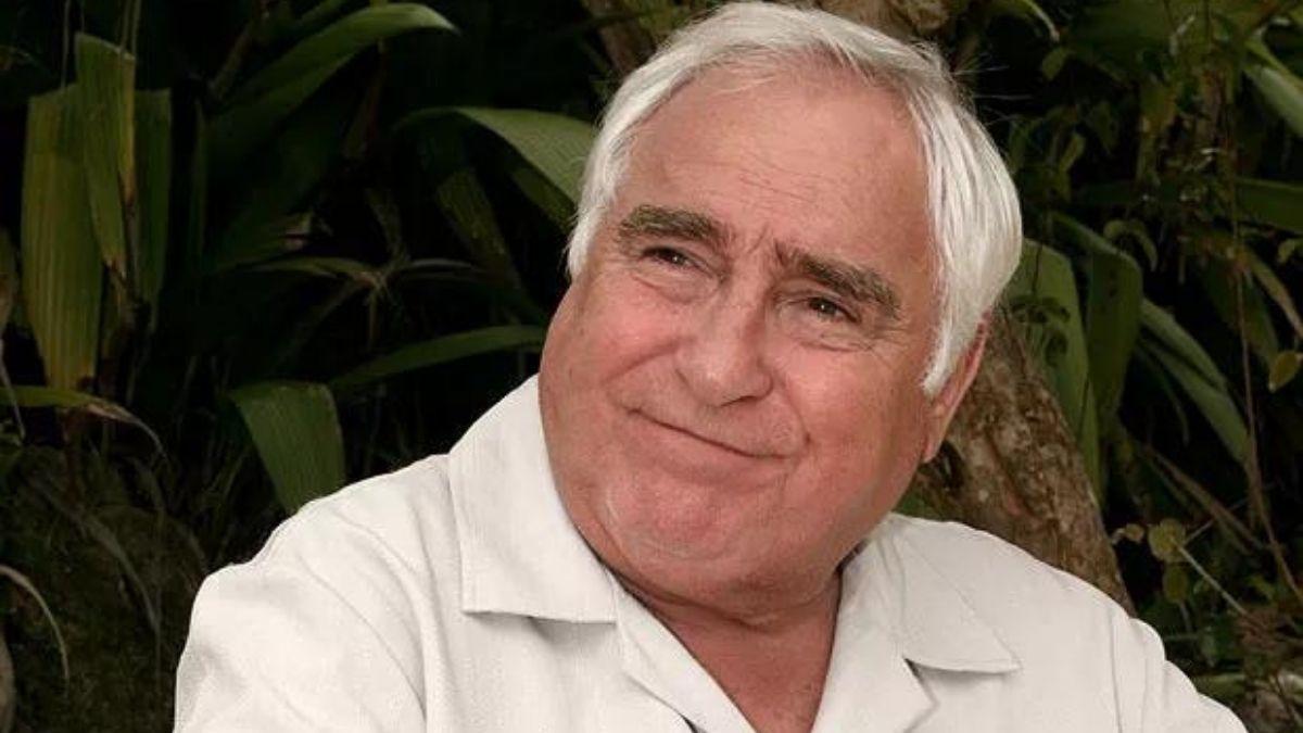 Luis Gustavo morreu hoje, aos 87 anos