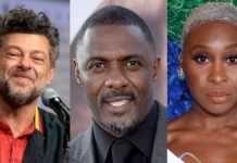 Andy Serkis, Idris Elba e Cynthia Erivo estarão em Luther da Netflix