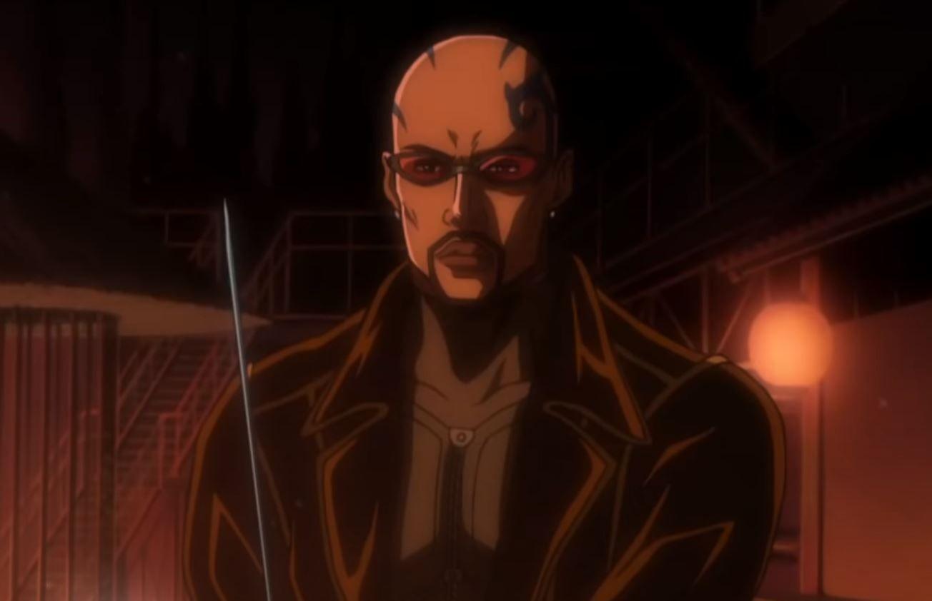 O anime de Blade da Sony começou a ser transmitida de graça