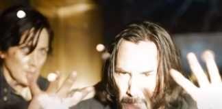 Matrix 4: Keanu Reeves rouba cena em trailer
