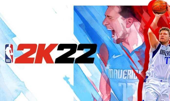 NBA 2K22 já está disponível