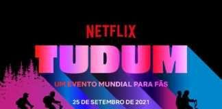 TUDUM acontece em 25 de setembro pela Netflix