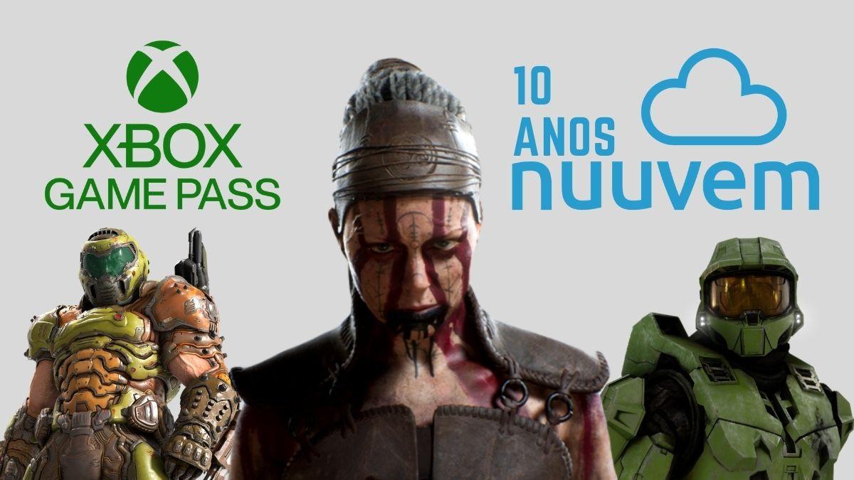 Nuuvem oferece 25 reais de desconto no Xbox Game Pass