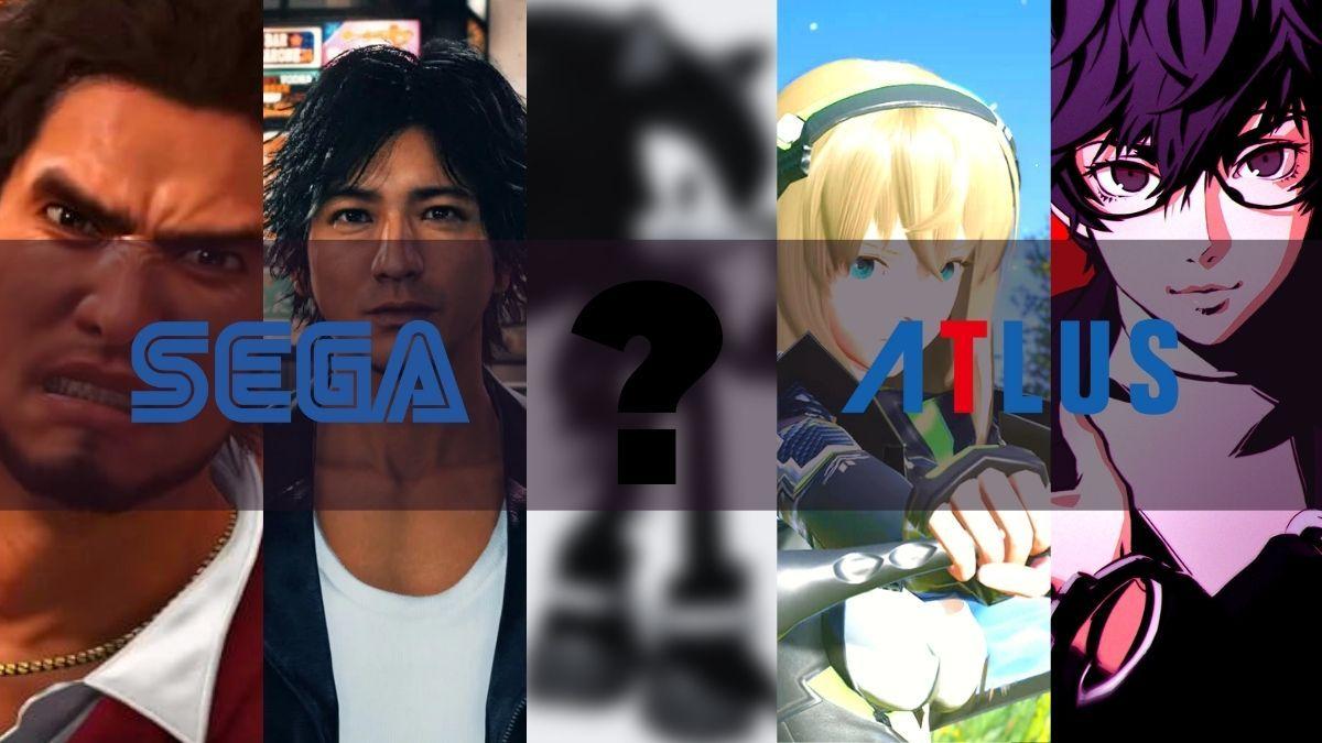 Sega e Atlus vão anunciar novo RPG no Tokyo Game Show
