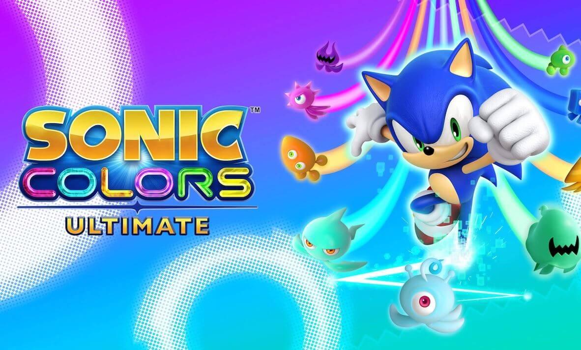 Sonic Colors Ultimate terá mídia física no Brasil