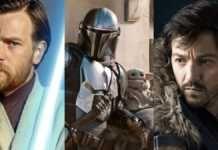 Obi-Wan Kenobi, The Mandalorian e Andor são séries Star Wars que chegam em 2022