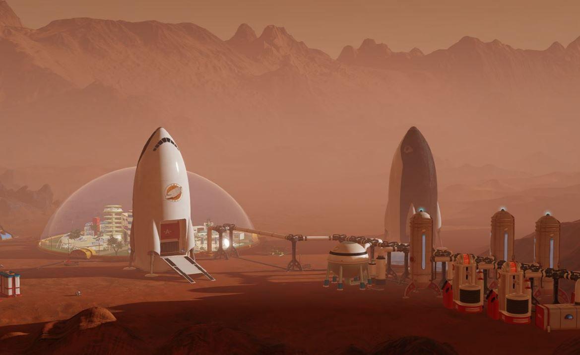 Surviving Mars jogo de estratégia está gratuito para PC por tempo limitado