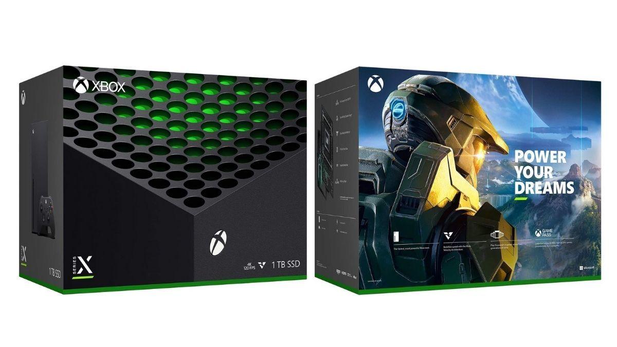 Novo estoque de Xbox Series X com preço reduzido está à venda