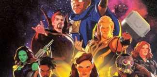 What If...? A segunda temporada explicará sobre Gamora e sua armadura!
