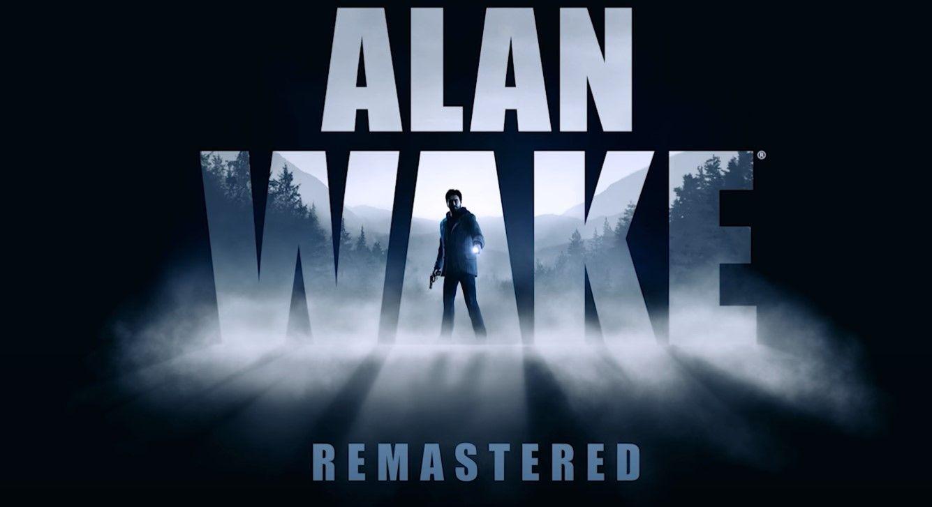 Alan Wake Remastered já está disponível nos consoles e PC