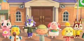 Animal Crossing: Nova expansão chega em novembro
