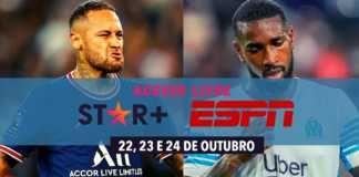 Olympique de Marseille e PSG disponível de graça