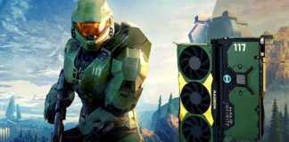 Concorra a 117 placas Halo Infinite sorteados peal Razer
