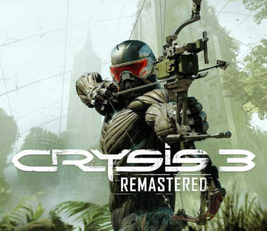 Crysis Remastered Trilogy já está disponível
