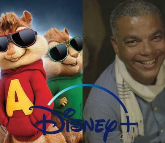 Estreias do Disney+ Alvin e os Esquilos: Na Estrada