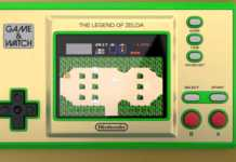 Game & Watch: The Legend of Zelda novo trailer