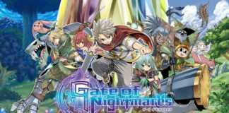 Gate of Nightmares ganha data de lançamento