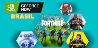 Geforce Now, já está disponível para jogar no Brasil
