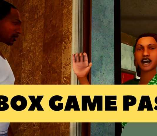 GTA: : San Andreas – The Definitive Edition no Game Pass