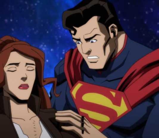 Injustice: teaser mostra Lois Lane sendo morta