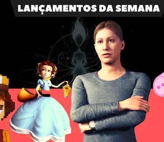 Lançamentos de jogos: traz House of Ashes, Peppa Pig, e mais