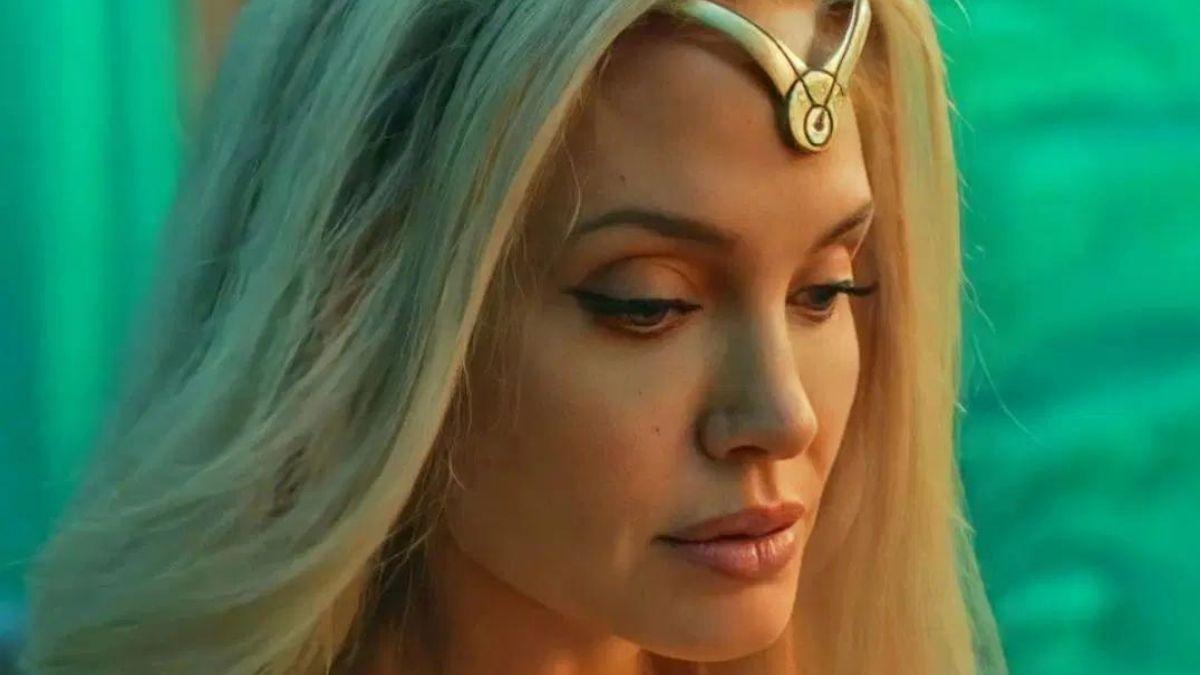 Angelina Jolie em Eternos da Marvel, confira o teaser