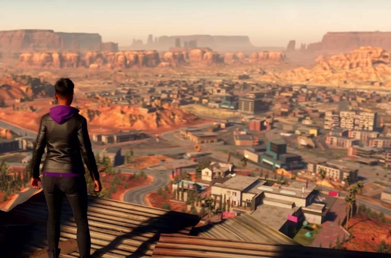 Saints Row, gameplay revela mundo de Santo Ileso