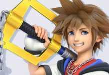 Sora, de Kingdom Hearts, já está disponível