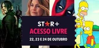Assista ao catálogo do Star+ de graça