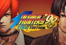 Beta do Rollback de Ultimate Match de KOF '98 ocorre dia 19 de outubro