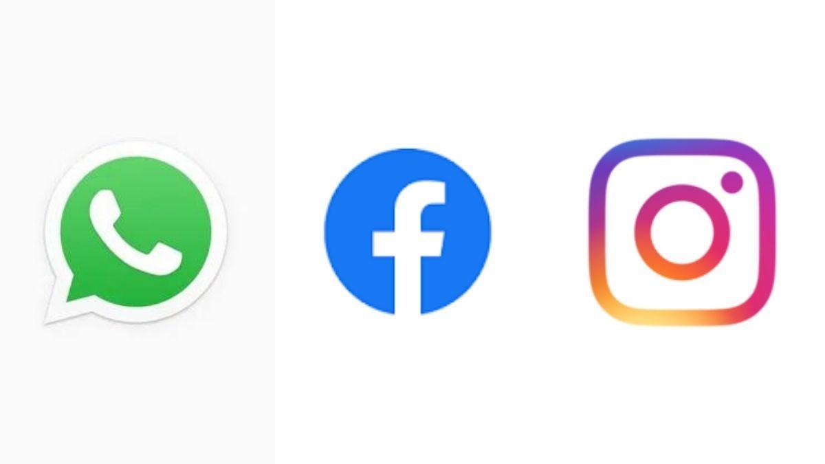 WhatsApp Facebook e Instagram caiu caíram