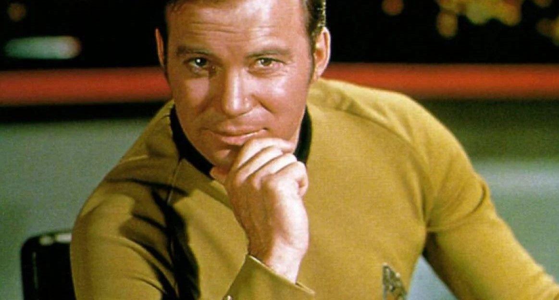 William Shatner, o capitão Kirk irá ao espaço