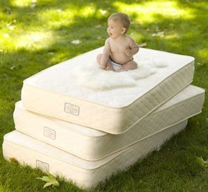 How to Choose the Best Mattress for Your Baby's Crib