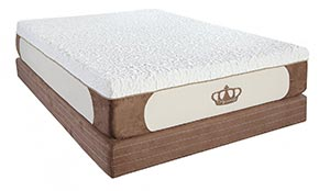 The Dynasty Mattress CoolBreeze 12-inch in all its splendour