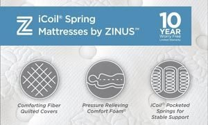 Sleep Master Ultima Comfort Mattress Banner