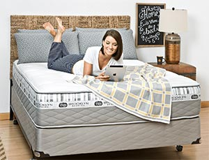 The Brooklyn Bedding Mattress review lady