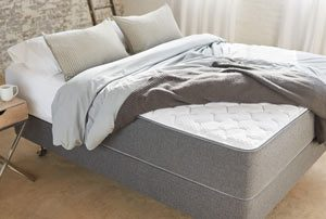 the aviya mattress in a nice room