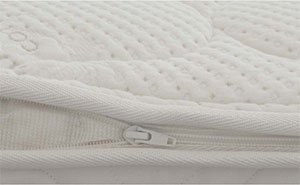 Spindle mattress review zipper