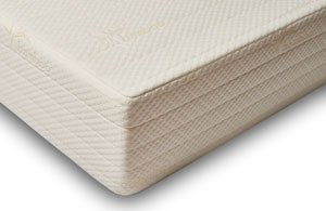 The Brentwood mattress' cover