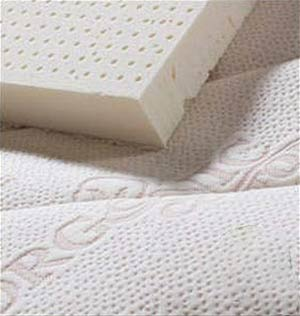 the plushbeds eco bliss mattress in detail